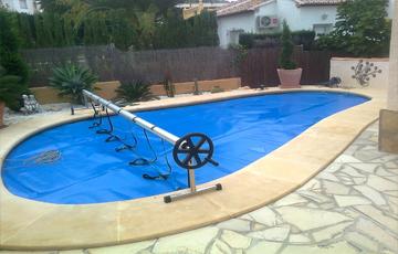 värmepump för pool